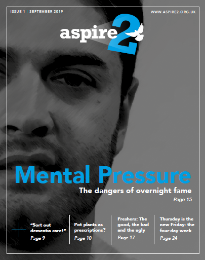Aspire Issue1
